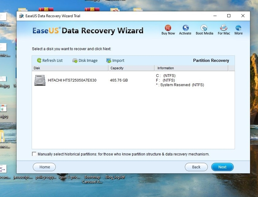 Hard Disk Data Recovery Cost