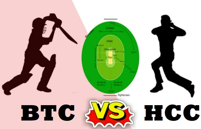 BTC Vs HCC Dream11 Team For Today Match