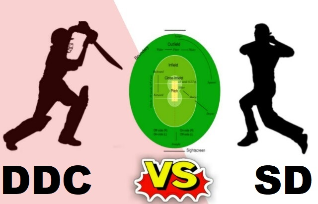 DDC Vs SD Dream11 Team