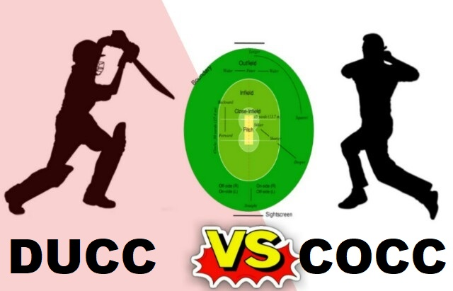 DUCC Vs COCC Dream11 Team