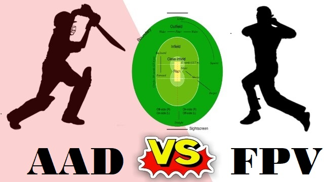 AAD Vs FPV Dream11 Team