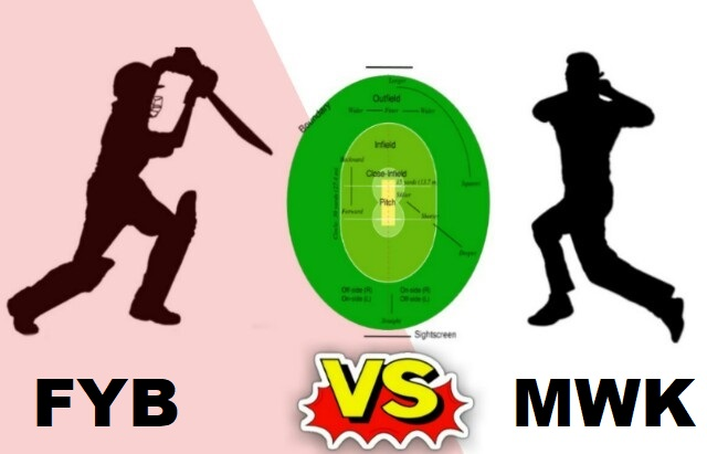 FYB Vs MWK Dream11 Team