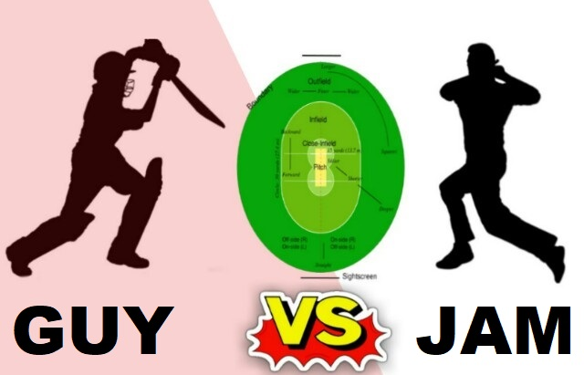 GUY Vs JAM Dream11 Team