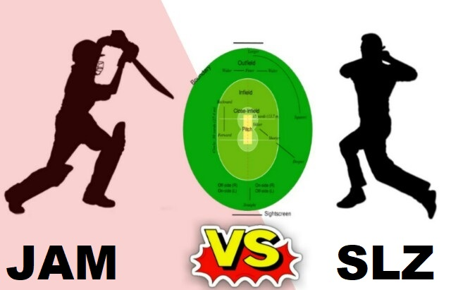JAM Vs SLZ Dream11 Team