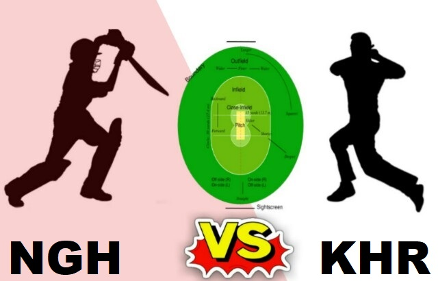 NGH Vs KHR Dream11 Team