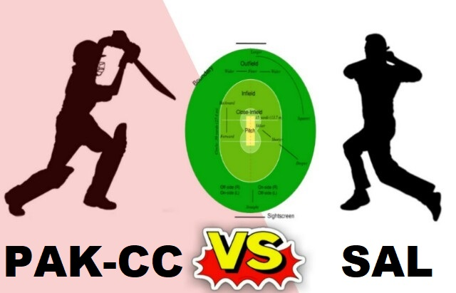 PAK-CC Vs SAL Dream11 Team