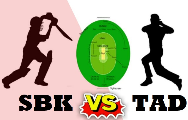 SBK Vs TAD Dream11 Team For Today Match