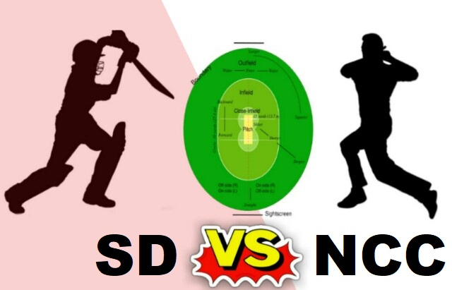 SD Vs NCC Dream11 Team For Today Match