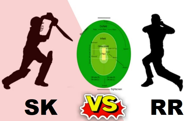 SK Vs RR Dream11 Team For Today Match
