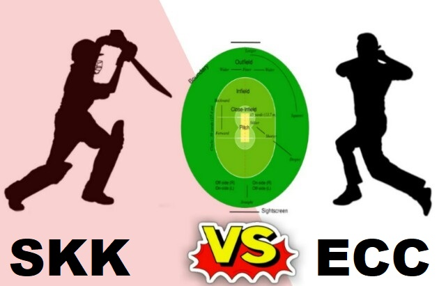 SKK Vs ECC Dream11 Team
