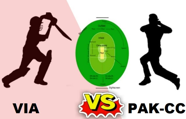 VIA Vs PAK-CC Dream11 Team
