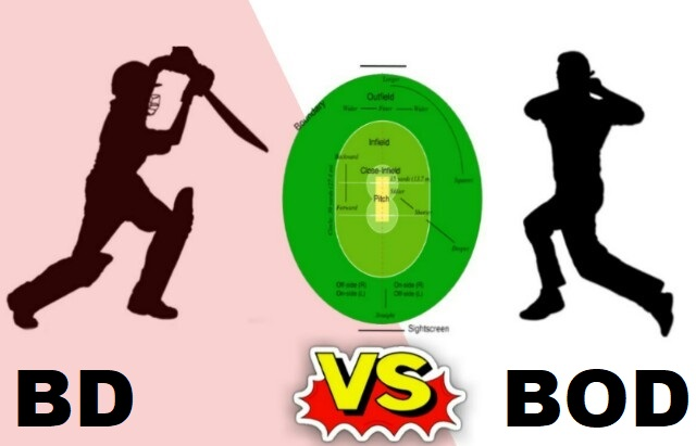 BD Vs BOD Dream11 Team