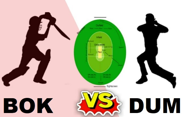 BOK Vs DUM Dream11 Team
