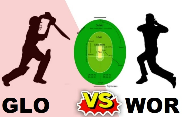 GLO Vs WOR Dream11 Team
