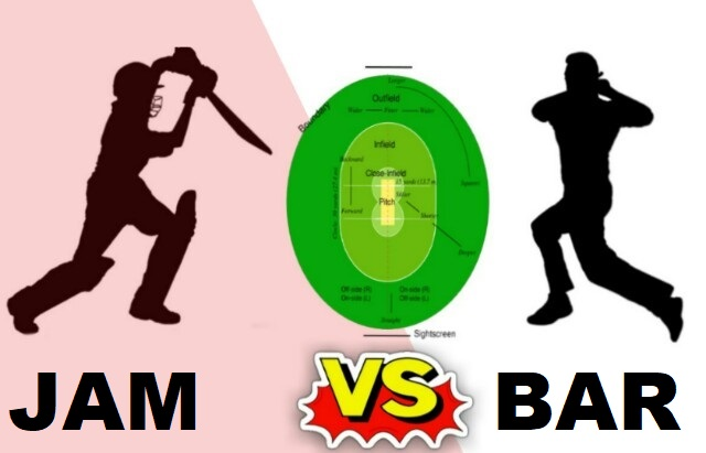 JAM Vs BAR Dream11 Team