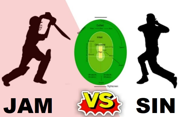 JAM Vs SIN Dream11 Team