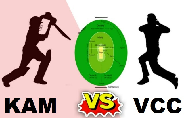 KAM Vs VCC Dream11 Team