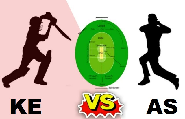 KE Vs AS Dream11 Team