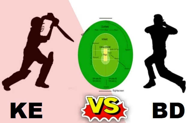 KE Vs BD Dream11 Team