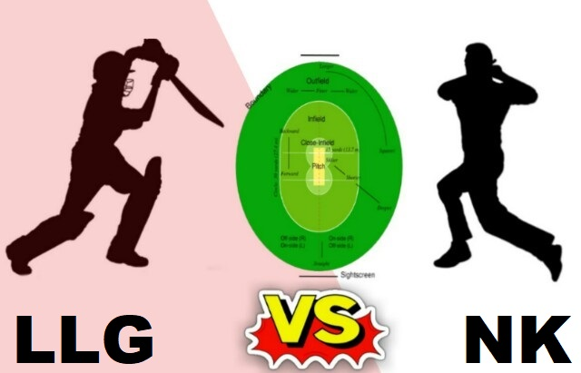 LLG Vs NK Dream11 Team