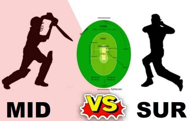 MID Vs SUR Dream11 Team