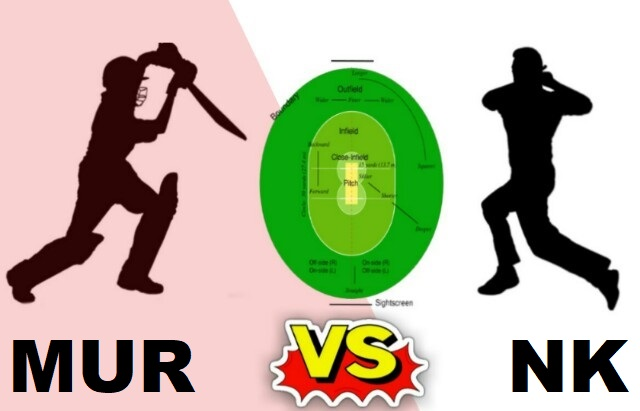 MUR Vs NK Dream11 Team