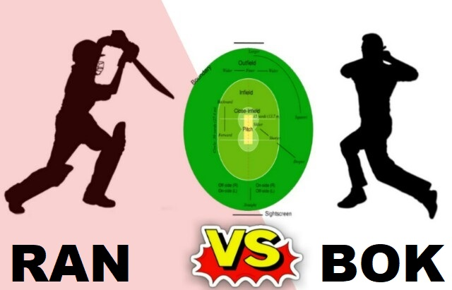 RAN Vs BOK Dream11 Team