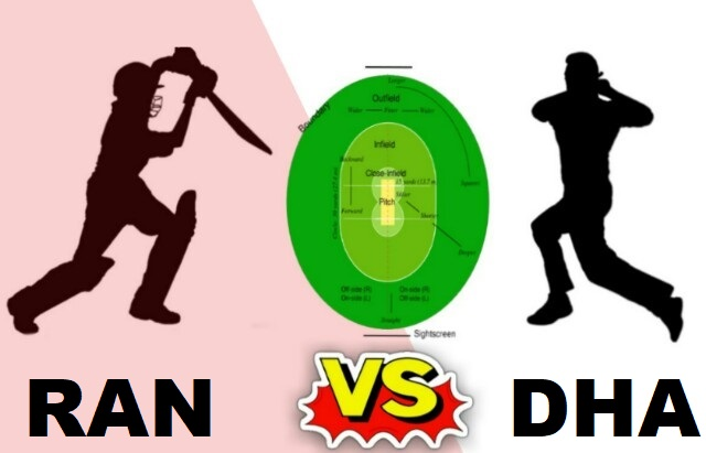 RAN Vs DHA Dream11 Team