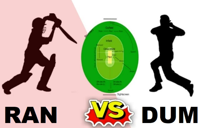 RAN Vs DUM Dream11 Team
