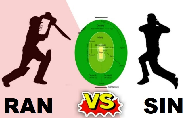 RAN Vs SIN Dream11 Team