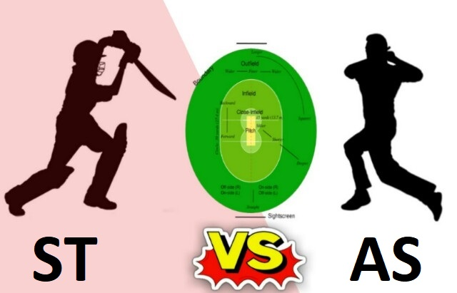ST Vs AS Dream11 Team