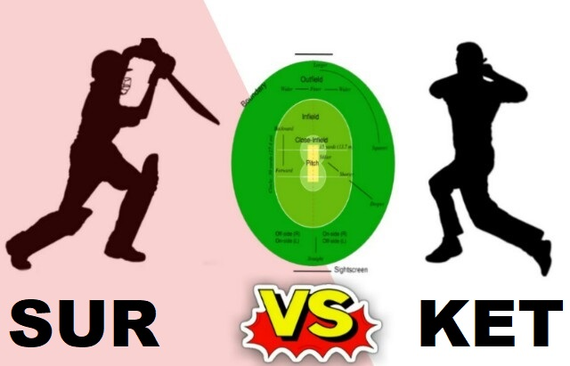 SUR Vs KET Dream11 Team