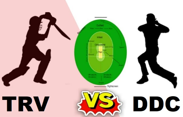 TRV Vs DDC Dream11 Team