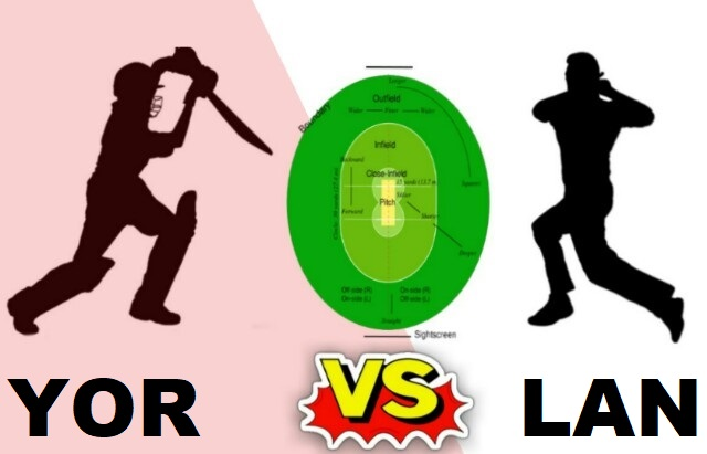 YOR Vs LAN Dream11 Team